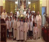 كاتدرائية العذراء سيدة فاتيما تصلي من أجل لبنان