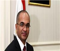 نائب وزير الإسكان يتابع مشروعات المرافق الجاري تنفيذها بالعاصمة الإدارية الجديدة