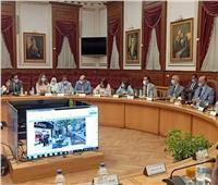 محافظ القاهرة يعقد اجتماعاً لمتابعة مشروع تطوير القاهرة الخديوية