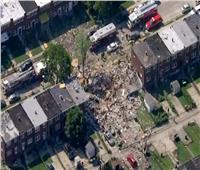 وسائل إعلام: انفجار قوي في حي بمدينة بالتيمور الأمريكية