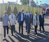 محافظ الإسكندرية يطالب المواطنين بالإدلاء بأصواتهم في انتخابات الشيوخ