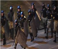 شرطة روسيا البيضاء تطلق الغاز المسيل للدموع في العاصمة لتفريق محتجين