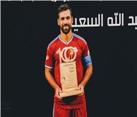 عبد الله السعيد يكشف عن سر تألقه هذا الموسم