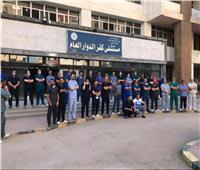 بعد عودتها للعزل.. مستشفى كفر الدوار يستقبل 6 حالات مصابة بكورونا