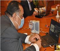 """رئيس جامعة حلوان يفتتح ورشة عمل """"الإبداع التكنولوجي والتحول الرقمي"""""""