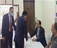 بالفيديو.. وزير الرياضة يدلي بصوته في انتخابات مجلس الشيوخ بالشروق