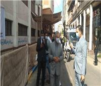 مدير أمن الإسماعيلية يتفقد اللجان الانتخابية والخدمات الأمنية