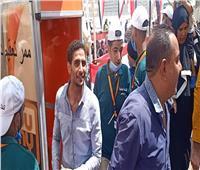 صور| الشباب يتصدرون المشهد الانتخابي في لجنة الملك فهد بمدينة نصر