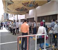صور  إقبال كبير من المواطنين للتصويت في انتخابات مجلس الشيوخ بالإسماعيلية