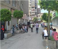 صور.. توافد المواطنين على لجان انتخابات مجلس الشيوخ بالسيدة زينب