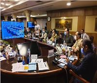 محافظ الغربية يترأس غرفة العمليات المركزية بالمحافظة لمتابعة انتخابات مجلس الشيوخ