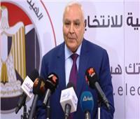 مجلس الشيوخ 2020| رئيس الهيئة الوطنية للانتخابات: انتظام العمل بكافة اللجان