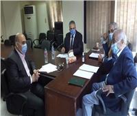 غرفة عمليات بحزب حماة الوطن لمتابعة انتخابات مجلس الشيوخ