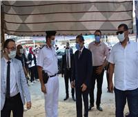 مجلس الشيوخ 2020| محافظ الغربية يتفقد عدد من لجان الانتخابات بمدينة طنطا