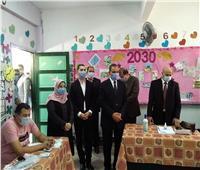 محافظ كفر الشيخ يتفقد لجان انتخابات مجلس الشيوخ 2020