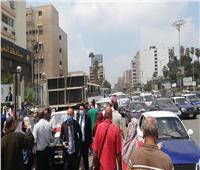 مسيرة بالسيارات في شوارع طنطا لحث المواطنين على المشاركة بانتخابات الشيوخ
