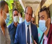 رئيس الاتحاد المصري لمنظمة حقوق الإنسان يتفقد لجنة مدرسة التوفيقية بشبرا