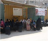صور| «دكة عم شحتة» تحتضن سيدات المنيرة والبوهي للتصويت بانتخابات الشيوخ