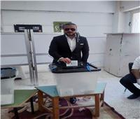 مجلس الشيوخ 2020| محمد الجارحي يدلي بصوته ويدعو المواطنين للمشاركة