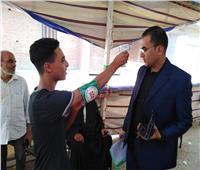 شباب الإسماعيلية يساند القائمين على انتخابات مجلس الشيوخ ويساعد المواطنين