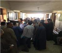 مجلس الشيوخ  إقبال للناخبين في قرى المرشحين ومشاركة نسائية بقنا