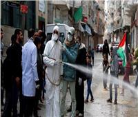 إصابات فيروس كورونا في فلسطين تدنو من «20 ألفًا»