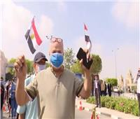 فيديو| «تأمين وتسهيل».. مواطنون يشيدون بتنظيم انتخابات مجلس الشيوخ
