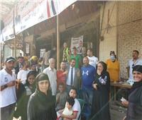صور  برلماني يحشد المواطنين للمشاركةفي انتخابات الشيوخ