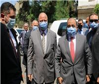 بالفيديو .. وزير التنمية المحلية ومحافظ القاهرة يتفقدان الانتخابات في شبرا وعابدين