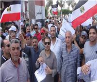 ارتفاع الإقبال على لجان انتخابات مجلس الشيوخ بكفر الشيخ