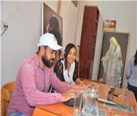 مجلس الشيوخ 2020| كنيسة العذراء مريم بإسنا تخصص غرفة لتسهيل عملية الانتخاب