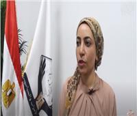 خاص| فيديو.. متحدثة تنسيقية شباب الأحزاب: 1500 متابع للعملية الانتخابية باللجان
