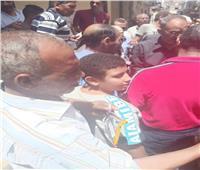 أهالي مأوى الصيادين بالإسكندرية يتوافدون على لجان الانتخابات بكثافة