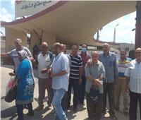 غرف عمليات اتحاد العمال مصر: إقبال عمالي كبير للمشاركة في انتخابات«الشيوخ»