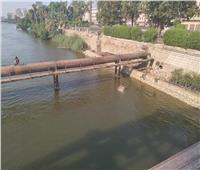 فيديو وصور| شباب يلجأ لنهر النيل هرباً من ارتفاع الحرارة