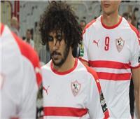 الزمالك يجهز عبدالله جمعة بتدريبات تأهيلية