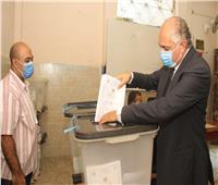 العامري فاروق يشيد بالإجراءات الاحترازية ويدعو للمشاركة في انتخابات «الشيوخ»