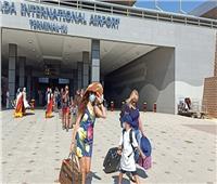 6 رحلات طيران تقل أفواجا سياحية من إنجلترا إلى الغردقة بداية من سبتمبر