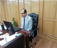 نائب جامعة الأزهر يبحث مع عمداء الكليات الاستعداد للعام الدراسي