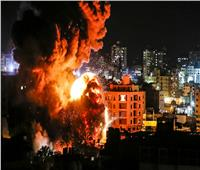 غارات جوية وقصف مدفعي إسرائيلي على قطاع غزة