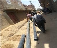 ٧ ملايين جنيه لإحلال وتجديد شبكات مياه بسوهاج