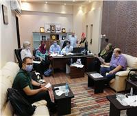 غرف عمليات مستقبل وطن أسيوط تتابع انتخابات مجلس الشيوخ