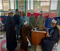 صور  أمين «البحوث الإسلامية» يتفقد وعظ القاهرة ويتابع خدمات لجنة الفتوى