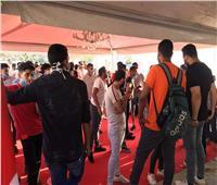 صور | الشباب يتصدرون المشهد في لجان مصر الجديدة بانتخابات الشيوخ
