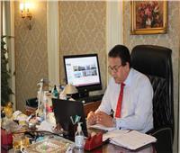 وزير التعليم العالي يوجه بتكريم شهداء الأطقم الطبية والإدارية