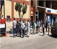 طوابير شبابية في اليوم الثاني لانتخابات الشيوخ بقصر النيل