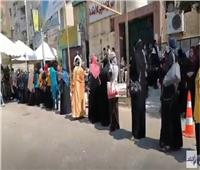فيديو| إقبال على المشاركة في انتخابات الشيوخ بلجان حدائق القبة