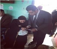 عمرها 107 أعوام.. معمرة شرقاوية تدلي بصوتها في انتخابات الشيوخ