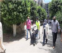 «قومي المرأة» بالمنوفية يستجيب لشكوى مسنة وزوجها للمشاركة في انتخابات «الشيوخ»