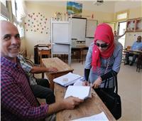 إقبال متزايد على لجان الانتخابات ببئر العبد والشيخ زويد